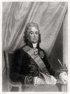 Charles Maurice De Talleyrand-Perigord, French Diplomat, 19th Century by S Freeman