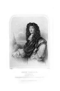 John Graham of Claverhouse, 1st Viscount Dundee, Scottish Jacobite Commander by S Freeman