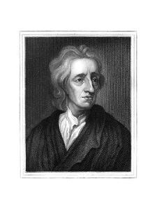 John Locke, English Philosopher by S Freeman