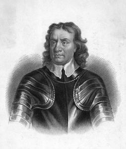 Oliver Cromwell (Freeman by S Freeman