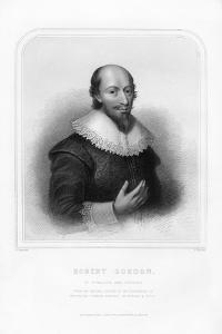 Robert Gordon of Straloch, Scottish Cartographer by S Freeman