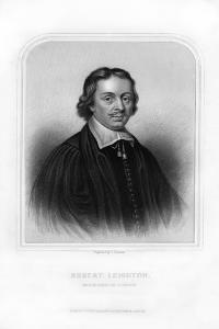Robert Leighton, Scottish Prelate by S Freeman