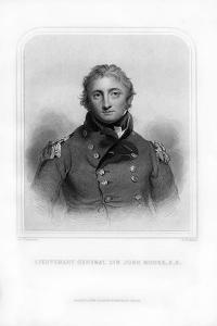 Sir John Moore, British Soldier and General by S Freeman