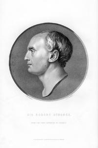 Sir Robert Strange, Scottish Artist by S Freeman