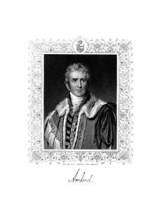 William Pitt Amherst, 1st Earl Amherst, British Statesman and Diplomat, 19th Century by S Freeman