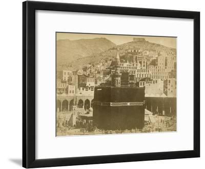 The Kaaba, Mecca, 1900