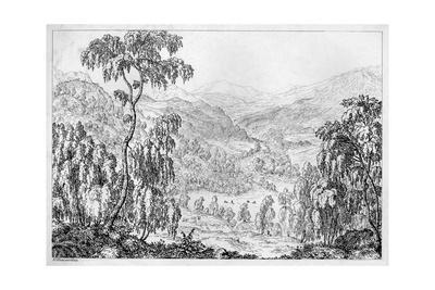 'Killiecrankie', c1812