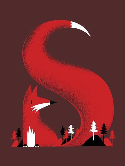 S Like Fox-Robert Farkas-Giclee Print