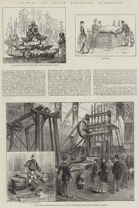 Colonial and Indian Exhibition, Queensland by S.t. Dadd