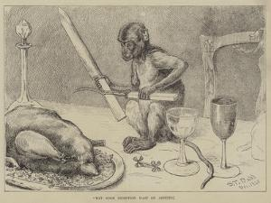 May Good Digestion Wait on Appetite by S.t. Dadd
