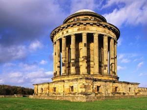 Mausoleum in the Grounds of Castle Howard by S. Vannini