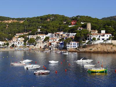 Sa Tuna, Near Begur, Costa Brava, Catalonia, Spain, Mediterranean, Europe-Stuart Black-Photographic Print