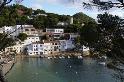 Sa Tuna, Near Begur, Costa Brava, Catalonia, Spain, Mediterranean, Europe-Robert Harding-Photographic Print
