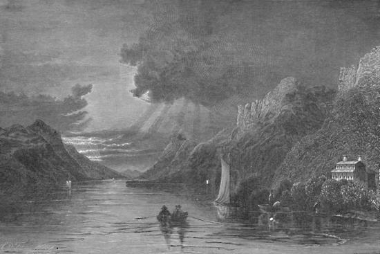 'Sabbath-Day Point, Lake George', 1883-Unknown-Giclee Print