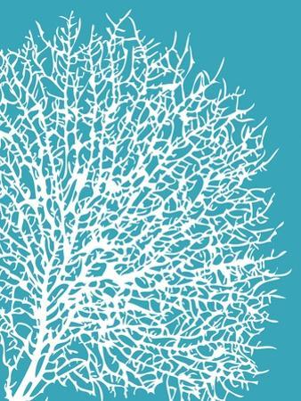 Aqua Coral II by Sabine Berg