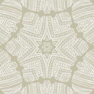 Kaleidoscope Duo II by Sabine Berg
