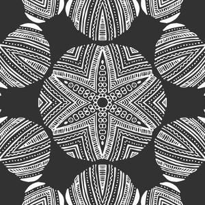 Kaleidoscope Duo III by Sabine Berg