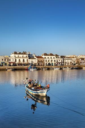 Rio Gilao, Tavira, Algarve, Portugal
