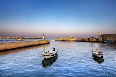 Sunset, Harbour, Lagos, Algarve, Portugal