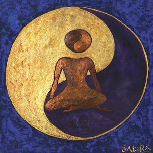 Buddha One, 2009 by Sabira Manek