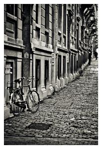 Cobblestone Streets by Sabri Irmak