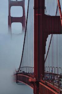 Golden Gate Bridge by Sabri Irmak