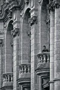 Solitary Man by Sabri Irmak
