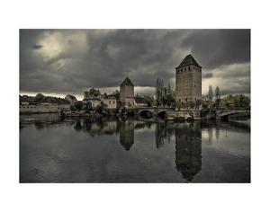 The Medieval Bridge, Ponts Couverts by Sabri Irmak