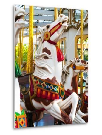 Carousel Horses at Yerba Buena Center for the Arts