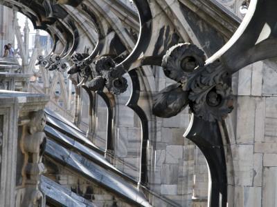 Duomo Architectural Detail