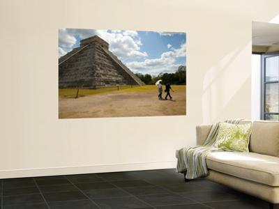 El Castillo, Pyramid of Kukulkan