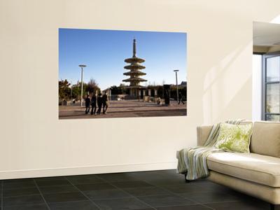 Peace Pagoda in Japantown