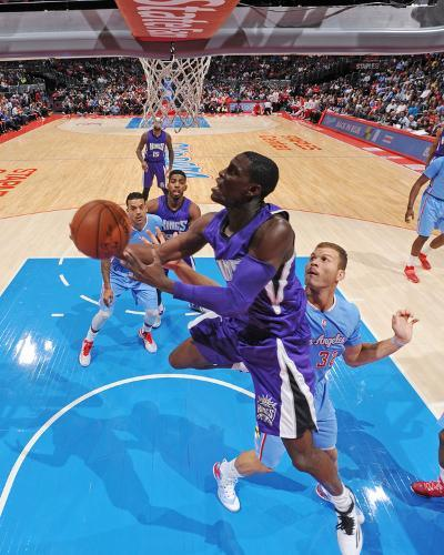 Sacramento Kings v Los Angeles Clippers-Andrew D.  Bernstein-Photo