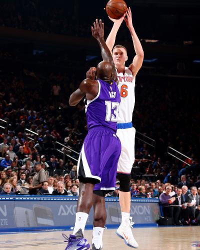 Sacramento Kings v New York Knicks-Nathaniel S Butler-Photo