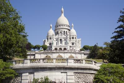 Sacre Coeur Cathedral--Photographic Print