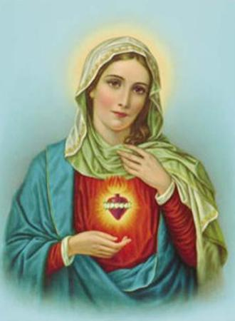 Sacred Heart of Mary