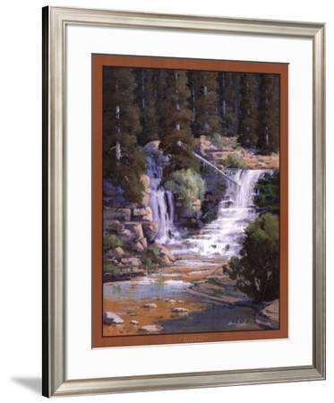 Sacred Place-Alan Lund-Framed Art Print