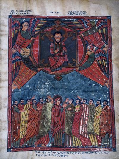 Sacred Scene from Bible--Giclee Print