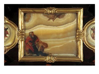 Sacrifice of Isaac-Giovanni Battista Crespi-Giclee Print