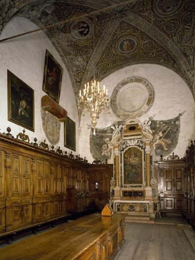 Sacristy, Cathedral of Mantua--Photographic Print
