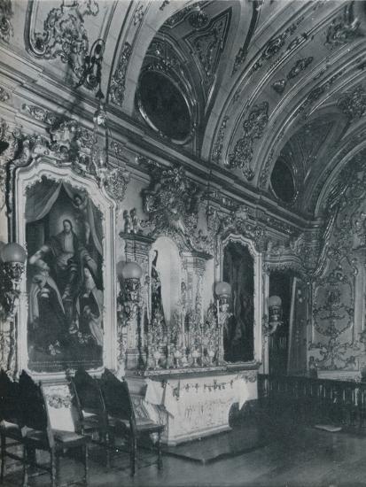 'Sacristy of the Carmo Church, Rio de Janeiro', c1943-Unknown-Photographic Print