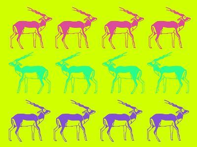 Safari 12-NaxArt-Art Print