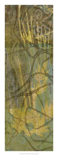 Safari Abstract I-Jennifer Goldberger-Giclee Print