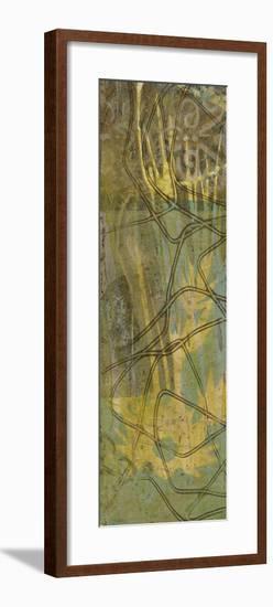 Safari Abstract I-Jennifer Goldberger-Framed Giclee Print