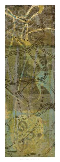 Safari Abstract II-Jennifer Goldberger-Giclee Print