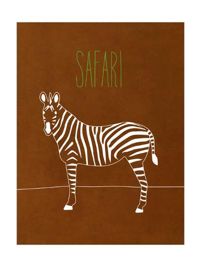 Safari Animal II-Modern Kat-Premium Giclee Print