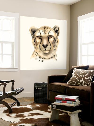 Safari Cat IV-Grace Popp-Wall Mural