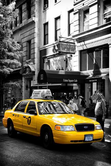 Safari CityPop Collection - NYC Union Square-Philippe Hugonnard-Photographic Print