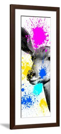 Safari Colors Pop Collection - Antelope II-Philippe Hugonnard-Framed Giclee Print