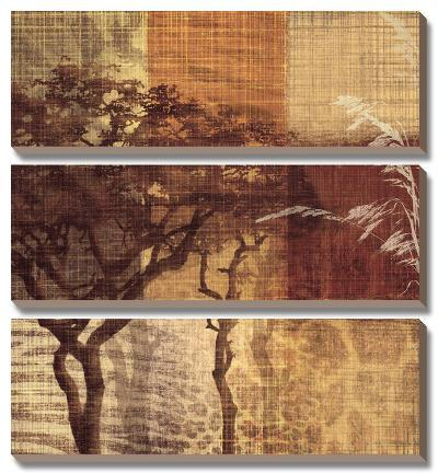 Safari III-Tandi Venter-Canvas Art Set